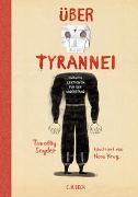 Cover-Bild zu Über Tyrannei Illustrierte Ausgabe von Snyder, Timothy