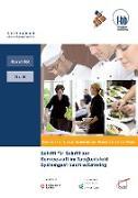 Cover-Bild zu Schritt für Schritt zur Servicekraft im Tätigkeitsfeld Systemgastronomie (eBook) von Loebe, Herbert (Hrsg.)