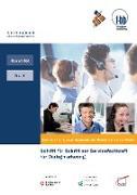 Cover-Bild zu Schritt für Schritt zur Servicefachkraft für Dialogmarketing (eBook) von Loebe, Herbert (Hrsg.)