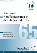Cover-Bild zu Moderne Berufsstrukturen in der Elektroindustrie (eBook) von Loebe, Herbert (Hrsg.)