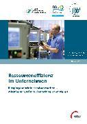 Cover-Bild zu Ressourceneffizienz im Unternehmen (eBook) von Loebe, Herbert (Hrsg.)