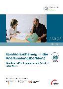 Cover-Bild zu Qualitätssicherung in der Anerkennungsberatung (eBook) von Loebe, Herbert (Hrsg.)