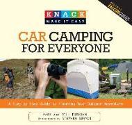 Cover-Bild zu Burnham, Bill: Knack Car Camping for Everyone