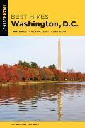 Cover-Bild zu Burnham, Bill: Best Hikes Washington, D.C (eBook)