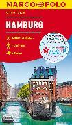 Cover-Bild zu MARCO POLO Cityplan Hamburg 1:12.000. 1:16'000