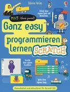 Cover-Bild zu MINT - Wissen gewinnt! Ganz easy programmieren lernen - Scratch von Melmoth, Jonathan