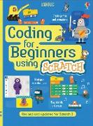 Cover-Bild zu Coding for Beginners: Using Scratch (eBook) von Melmoth, Jonathan