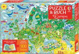 Cover-Bild zu Puzzle & Buch: Europa von Melmoth, Jonathan