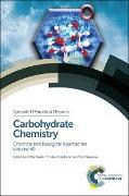 Cover-Bild zu Carbohydrate Chemistry (eBook) von Pilar Rauter, Amelia (Hrsg.)