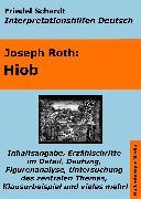 Cover-Bild zu Hiob - Lektürehilfe und Interpretationshilfe (eBook) von Schardt, Friedel