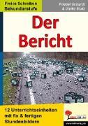 Cover-Bild zu Der Bericht (eBook) von Schardt, Friedel