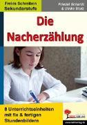 Cover-Bild zu Die Nacherzählung (eBook) von Schardt, Friedel