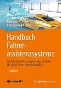 Cover-Bild zu Handbuch Fahrerassistenzsysteme von Winner, Hermann (Hrsg.)