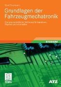 Cover-Bild zu Grundlagen der Fahrzeugmechatronik (eBook) von Trautmann, Toralf