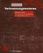 Cover-Bild zu Verbrennungsmotoren (eBook) von Köhler, Eduard