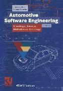 Cover-Bild zu Automotive Software Engineering (eBook) von Schäuffele, Jörg