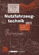 Cover-Bild zu Nutzfahrzeugtechnik (eBook) von Brähler, Hermann