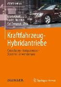 Cover-Bild zu Kraftfahrzeug-Hybridantriebe von Reif, Konrad (Hrsg.)