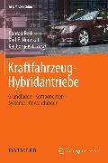 Cover-Bild zu Kraftfahrzeug-Hybridantriebe (eBook) von Reif, Konrad (Hrsg.)