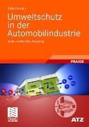 Cover-Bild zu Umweltschutz in der Automobilindustrie von Gruden, Dusan