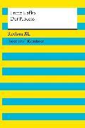 Cover-Bild zu Der Process. Textausgabe mit Kommentar und Materialien von Kafka, Franz