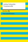 Cover-Bild zu Traumnovelle. Textausgabe mit Kommentar und Materialien von Schnitzler, Arthur