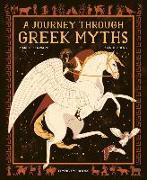 Cover-Bild zu A Journey Through Greek Myths von Ward, Marchella