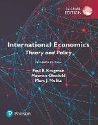 Cover-Bild zu International Economics: Theory and Policy, Global Edition von Krugman, Paul R.