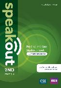 Cover-Bild zu Speakout 2nd Edition Pre-Intermediate Student's Book & Interactive eBook with MyEnglishLab & Digital Resources Access Code