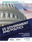 Cover-Bild zu Pearson Edexcel A Level US Government and Politics (eBook) von Bennett, Anthony J