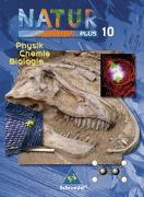 Cover-Bild zu Natur plus 10. Neubearbeitung. Schülerband. Physik, Chemie, Biologie. Bayern. Hauptschule