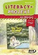 Cover-Bild zu Literacy-Projekt zu Die Torte ist weg! von Zabori, Teresa