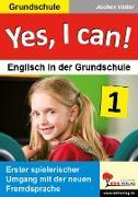 Cover-Bild zu Yes, I can! (eBook) von Vatter, Jochen