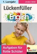 Cover-Bild zu Lückenfüller Englisch / ab 1. Lernjahr (eBook) von Vatter, Jochen