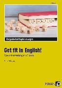 Cover-Bild zu Get fit in English von Vatter, Jochen