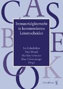 Cover-Bild zu Immaterialgüterrecht in kommentierten Leitentscheiden von Zuberbühler, Ivo