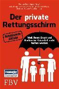 Cover-Bild zu Der private Rettungsschirm (eBook) von Boehringer, Peter