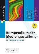 Cover-Bild zu Kompendium der Mediengestaltung (eBook) von Sinner, Dominik