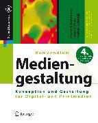 Cover-Bild zu Kompendium der Mediengestaltung (eBook) von Bühler, Peter