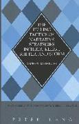 Cover-Bild zu The Telling Tactics of Narrative Strategies in Tieck, Kleist, Stifter, and Storm von Boehringer, Michael