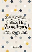 Cover-Bild zu Einfach beste Freundinnen! von Stöcker, Saskia (Hrsg.)