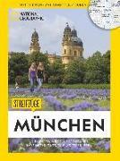 Cover-Bild zu Streifzüge München von Pahler, Susanne
