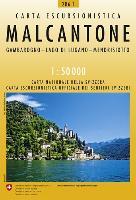Cover-Bild zu Malcantone. 1:50'000