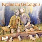 Cover-Bild zu Paulus im Gefängnis. Mini-Bilderbuch von Nommensen, Klaus-Uwe