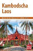 Cover-Bild zu Nelles Guide Reiseführer Kambodscha - Laos (eBook) von Wulf, Annaliese