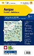 Cover-Bild zu Aargau, Fricktal, Hallwilersee Wanderkarte Nr. 11. 1:60'000 von Hallwag Kümmerly+Frey AG (Hrsg.)