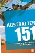 Cover-Bild zu Australien 151 von Lesweng, Markus