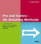 Cover-Bild zu Pro und Kontra - die Debating-Methode (eBook) von Gädeke, Marietta