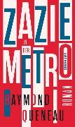 Cover-Bild zu Queneau, Raymond: Zazie in der Metro