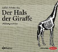 Cover-Bild zu Schalansky, Judith: Der Hals der Giraffe (Audio Download)